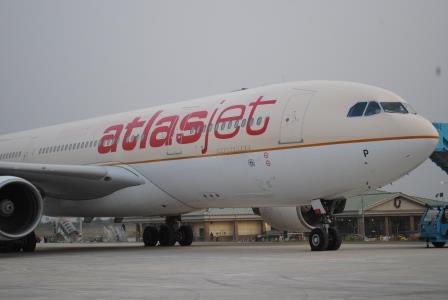 Atlas Jet at VAIA