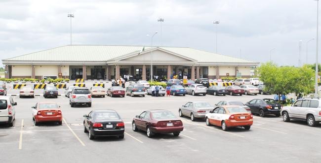 Victor Attah International Airport, Uyo. Akwa Ibom State